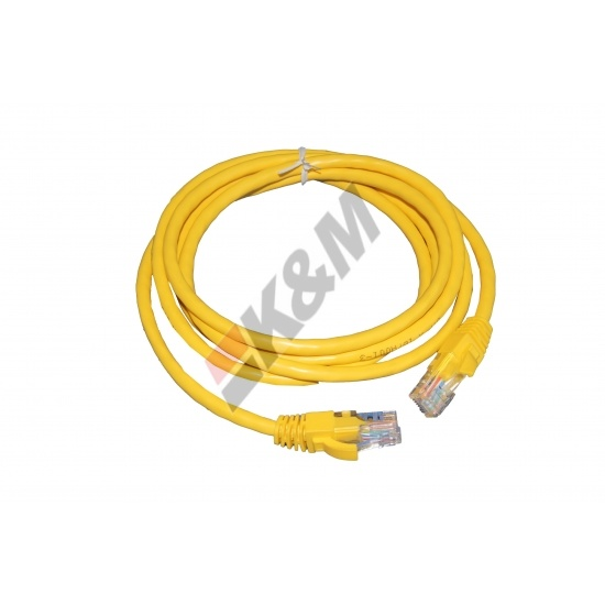 UTP PATCHKABEL, CAT. 6 1M