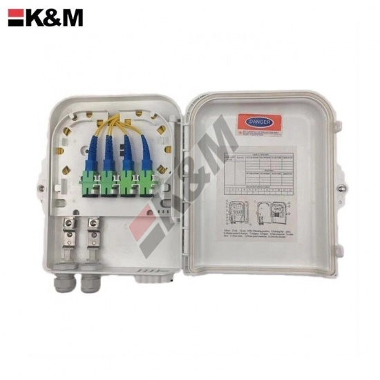 Fiber optic Kündigung box 8Ports SC SX