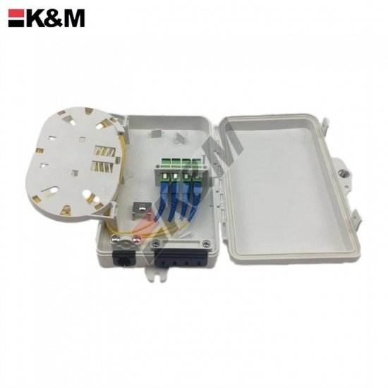 SC Simplex Fiber optic Kündigung box 4 Kerne